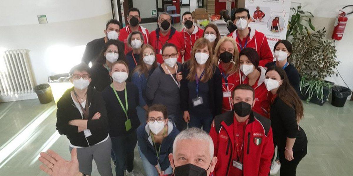 Corso Istruttori BLSD Sanitari Ospedale Civile Vicenza